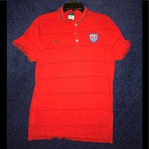 Nike Men's US Soccer Polo
